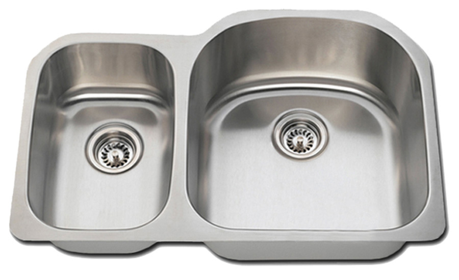 Valle stainless steel sink