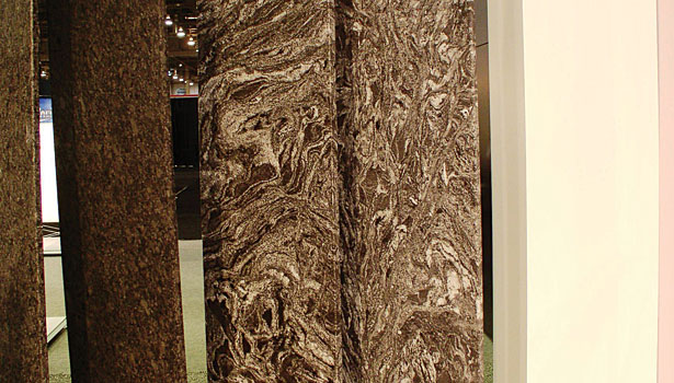 Pokarna: Silver Waves granite
