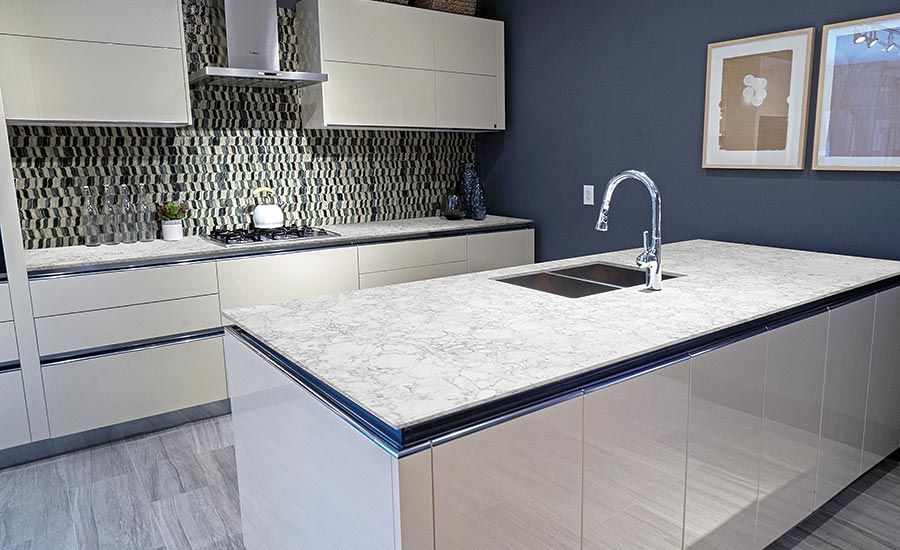 """Sophistication"" by Spectrum Quartz and Hirsch Glass"
