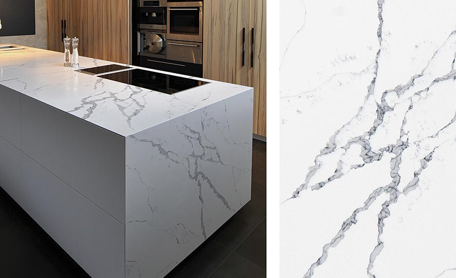 Calacatta Canyon by Universal Granite