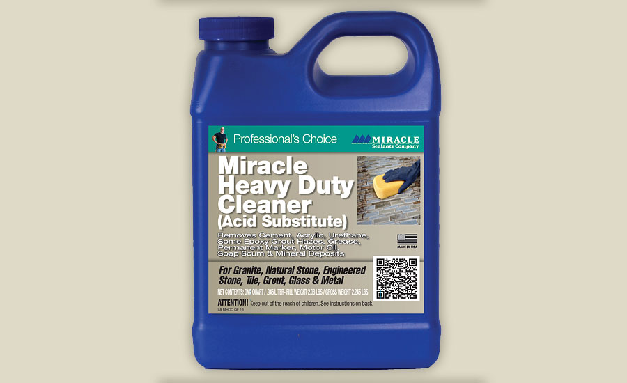 Miracle Heavy Duty Cleaner (Acid Substitute)