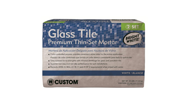 Custom Building Products Thin Set Mortar