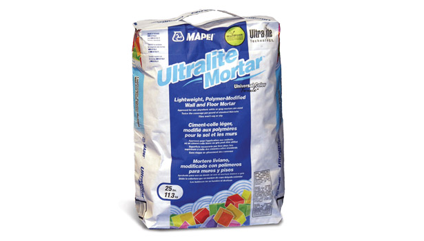 Mapei Ultralite Mortar