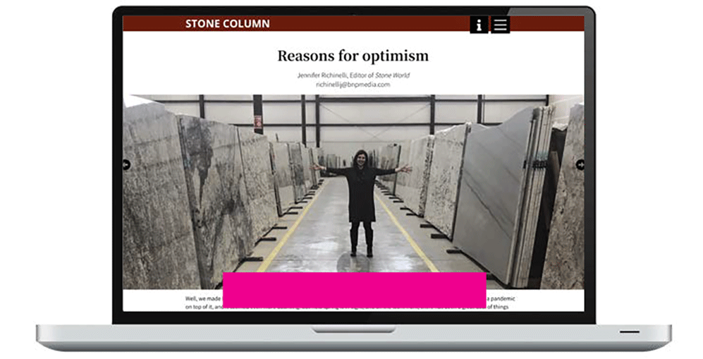 Stone World Persistent Sponsorship Example