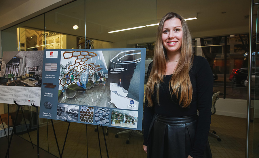 Daltile Announces 2016 Interior Design Scholarship Winner