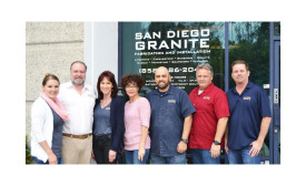 San Diego Granite Staff