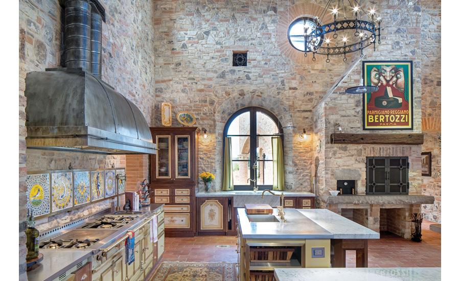 Bringing Tuscany Home 2016 01 06 Stone World