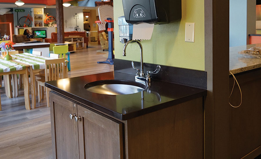 Local Companies In Madison Wi Came Together To Improve A Kitchen At