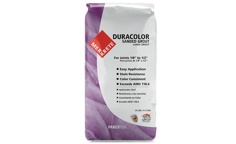 Duracolor Sanded Grout