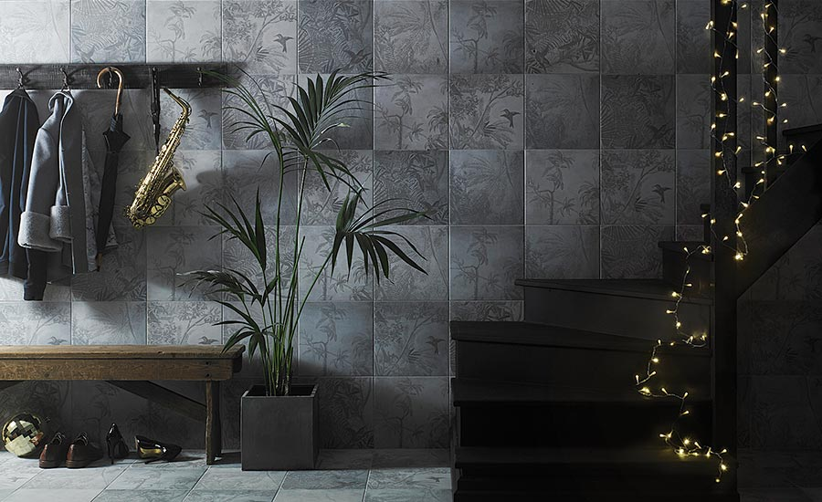 Ted Baker Residence collection from British Ceramic Tile