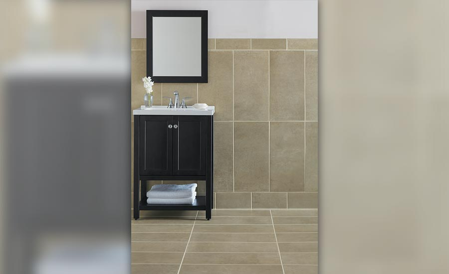 Notorious porcelain tile collection from Crossville