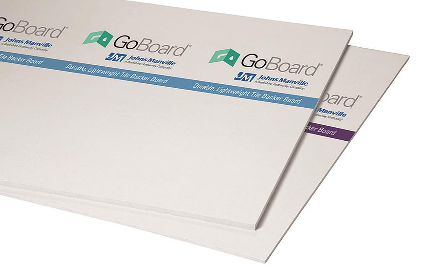 GoBoard® from Johns Manville