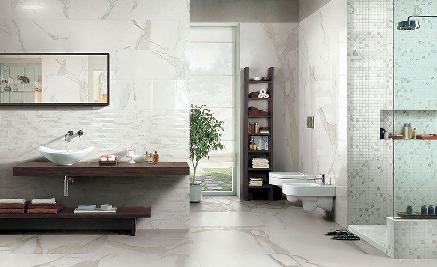 Antique Marble series from Cerim