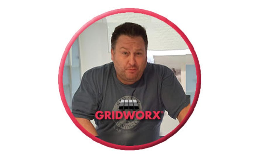 Steve Cothran- Director of Marketing & Information Systems for Gridworx
