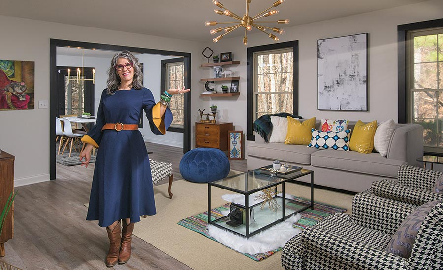 One-on-One with Interior Designer Dawn D. Totty