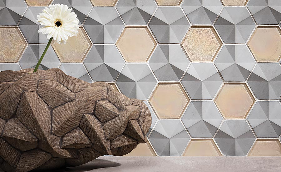 Contourz Collection from Lunada Bay Tile