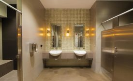 LEED Silver Certified with Mosaics