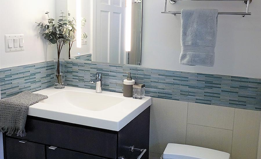 renovating aged bathrooms