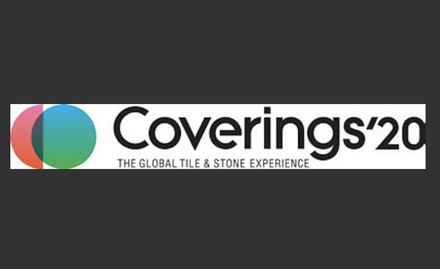 Coverings 2020 Logo