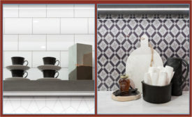 Wilsonart Backsplash