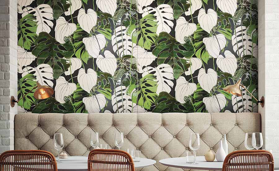 Botanicals collection by Walker Zanger