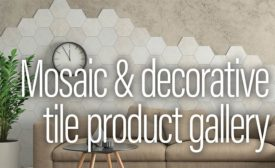 Mosaic & decorative tile