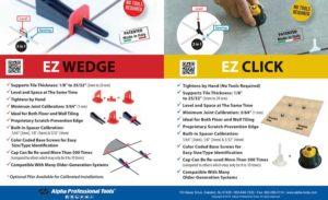 Ez-wedge