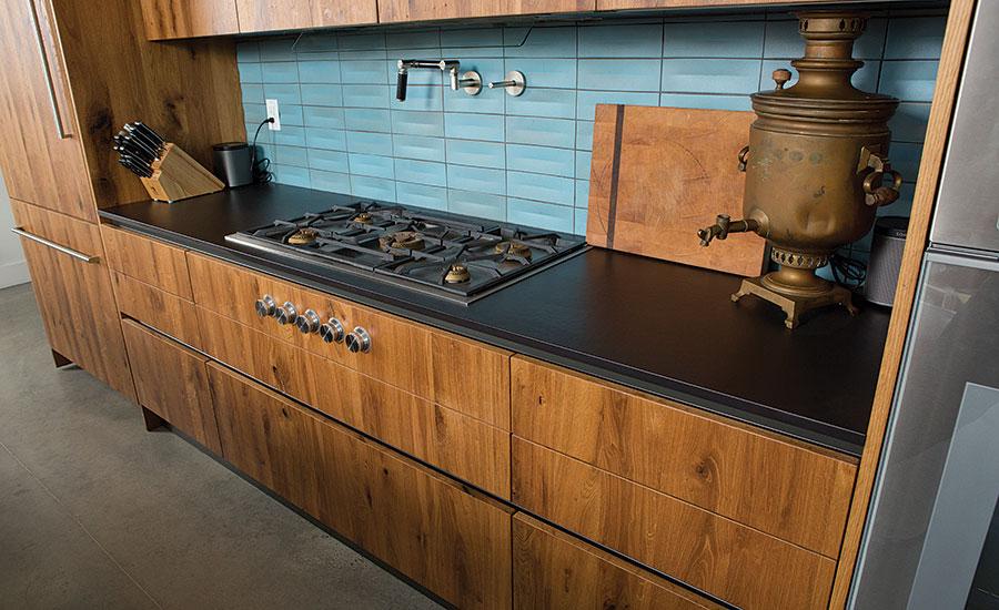 Dekton Enhances Rooftop Loft Design 2015 09 03 Stone World