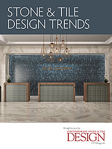 Stone and Tile Design Trends