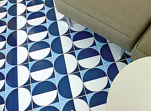 Some of the 30 different tile patterns which gio ponti - Piastrelle gio ponti ...