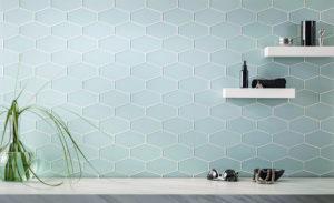Islandstone-glass-essentials-elongated-hex-oceania-matte-vignette-wall-1