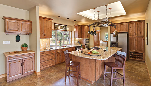 Spicewood, TX, kitchen