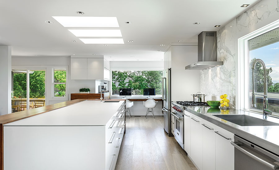 Arctic White Neolith