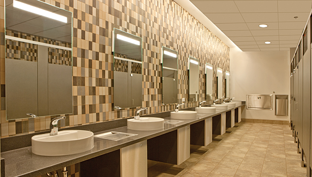 Palomar Medical Center West bathroom