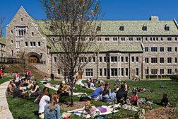 Stokes Hall at Boston College