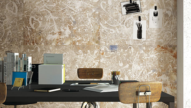 Action ceramic tile collection