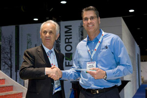 2013 North American Distributor Award winner