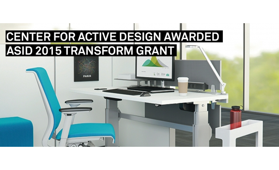 2015 Transform grant recipient