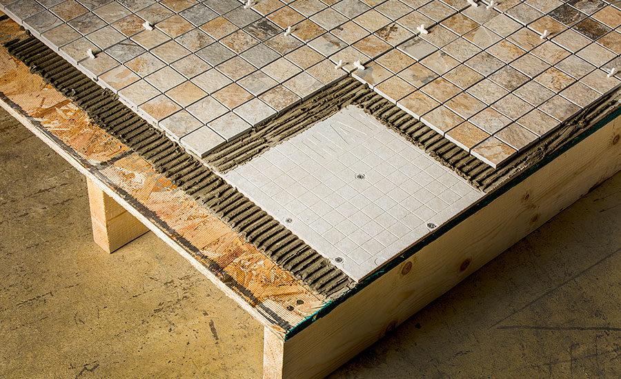 Tile Installers Select Hardiebacker 174 Cement Board As Most