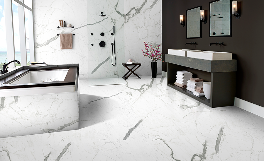 Stile Thin Porcelain slabs