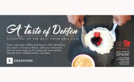 Taste of Dekton