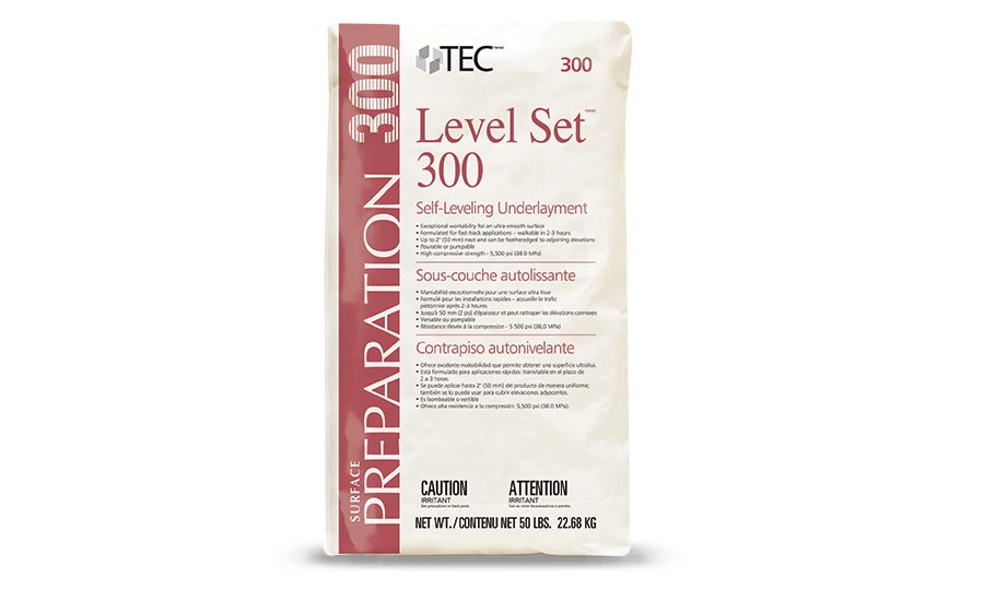 Level Set 300 from TEC