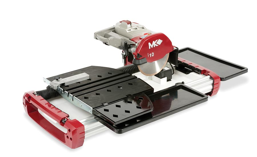 MK Diamond's TX-4 Tile Saw
