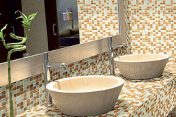 Recycled Glass Mosaics by Alttoglass