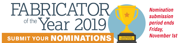 Fabricator of the Year Nomination Submissions