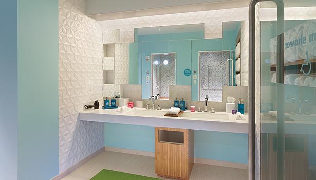 Spa Design Reflects Garden Setting 2011 09 01 Stone World