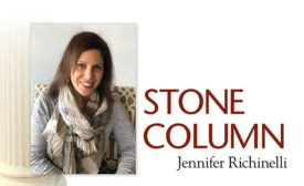 Stone Column- Jenn Richinelli