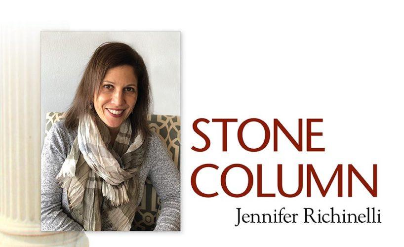 Stone Column- Jenn Richinelli