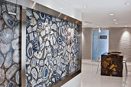 Terrazzo Amp Marble Supply Opens Precioustone Gallery 2011