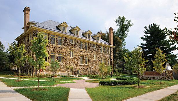 Restoring Historic Campus Architecture 2011 10 01